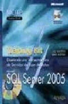 Bressoamisuradi.it Sql Server 2005 Training Kit: Examen 70-443 Image