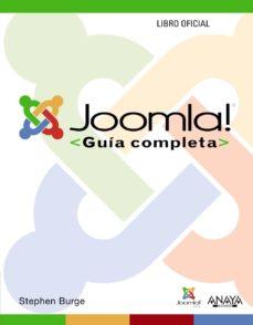 joomla!:guia completa-stephen burge-9788441531130