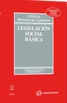 Ironbikepuglia.it Legislacion Social Basica (28ª Ed.) Image