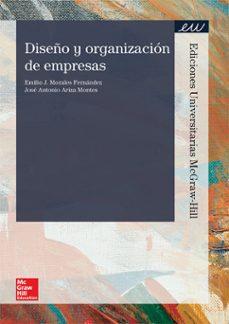 diseño y organización de empresas.-emilio morales fernandez-9788448197230