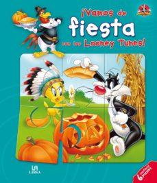 Permacultivo.es ¡Vamos De Fiesta Con Los Looney Tunes! (Libro Puzzle) Image