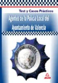 Lofficielhommes.es Agentes Policia Local Del Ayuntamiento De Valencia: Test Y Casos Practicos Image