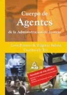Emprende2020.es Cuerpo De Agentes De La Administracion De Justicia: Casos Practic Os De Diligencia Judicial. Cuestionario Test Image