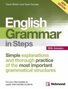 new english grammar in steps book with answers-9788466817530