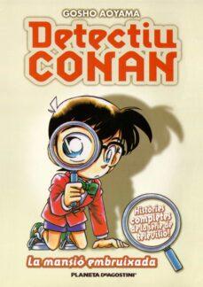 detectiu conan 2: la mansio embruixada-gosho aoyama-9788467412130