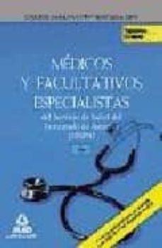 Javiercoterillo.es Medicos Y Facultativos Especialistas Del Servicio De Salud Del Pr Incipado De Asturias (Sespa). Temario Comun Image