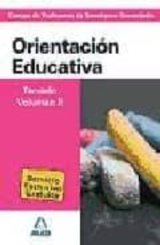Permacultivo.es Cuerpo De Profesores De Enseñanza Secundaria. Orientacion Educati Va. Temario. Volumen Ii Image