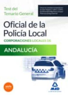 Colorroad.es Oficial De La Policía Local De Andalucía. Test Del Temario General Image
