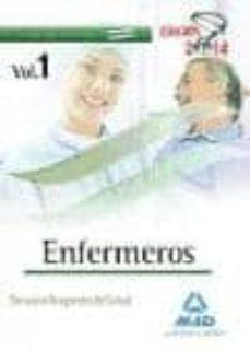 Lofficielhommes.es Enfermeros Del Servicio Aragonés De Salud. Temario Específico Vol Umen I Image