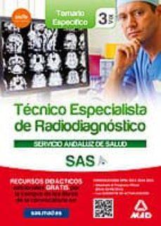 Garumclubgourmet.es Tecnicos Especialistas En Radiodiagnostico Del Servicio Andaluz De Salud. Temario Específico Vol 3 Image