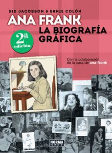 ana frank: la biografia grafica (2ª ed.)-sid jacobson-ernie colon-9788467915730