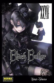 black butler 27-yana toboso-9788467935530
