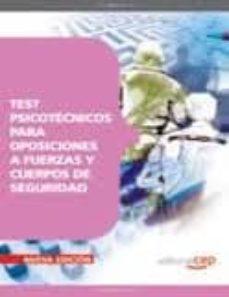 Relaismarechiaro.it Test Psicotecnicos Para Oposiciones A Fuerzas Y Cuerpos De Seguri Dad (2ª Ed.) Image