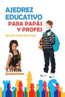 ajedrez educativo para profes-ignacio pascual santo domingo-9788468647630
