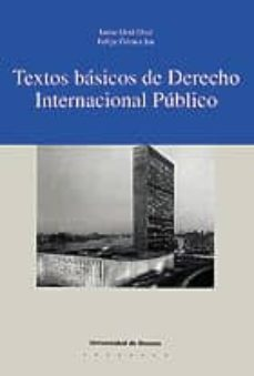 Geekmag.es Textos Basicos De Derecho Internacional Publico Image