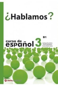 Asdmolveno.it ¿Hablamos? 3 - Libro Del Estudiante - B1 Image