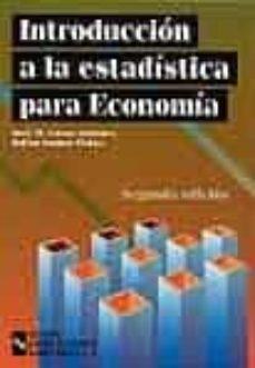 Garumclubgourmet.es Introduccion A La Estadistica Para Economia Image