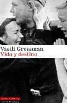 vida y destino-vasili grossman-9788481097030