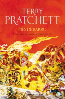 pies de barro (mundodisco 19 / la guardia de la ciudad 3)-terry pratchett-9788483466230