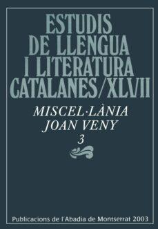 Inmaswan.es Miscel·lania Joan Veny 3 Image