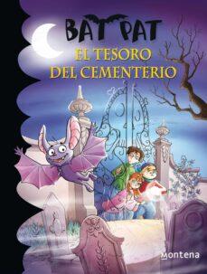 Descargar BAT PAT 1: EL TESORO DEL CEMENTERIO gratis pdf - leer online