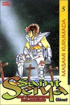 saint seiya 5 (los caballeros de zodiaco)-masaki kurumada-9788484491330