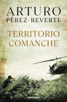 Descargar libros gratis en google TERRITORIO COMANCHE in Spanish de ARTURO PEREZ-REVERTE
