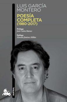 Descargar libros en francés gratis POESIA COMPLETA (1980-2017)