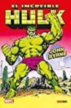 Titantitan.mx El Increible Hulk De John Byrne Image