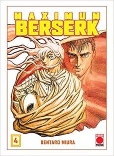Descargar y leer BERSERK MAXIMUN 4 gratis pdf online 1