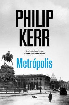 Descargando un libro kindle a ipad METRÓPOLIS de PHILIP KERR CHM