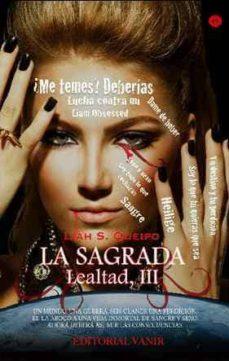 saga lealtad iii: lealtad-liah s. queipo-9788494120930