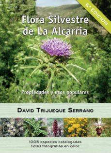 flora silvestre de la alcarria-9788494296130