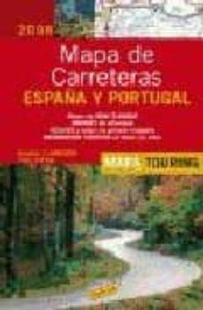 Permacultivo.es Mapa De Carreteras De España 2008 (1:340.000) (Mapa Total) Image