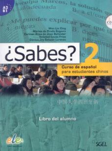 ¿sabes? 2 + cd alumno-9788497785730