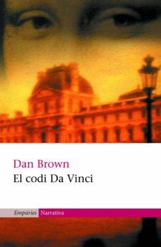 Se descarga online de libros gratis. EL CODI DA VINCI  (Literatura española) de DAN BROWN 9788497870030