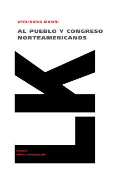 Cdaea.es Al Pueblo Y Congreso Norteamericanos Image