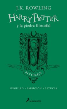 Ebook kostenlos ebooks descargar HARRY POTTER Y LA PIEDRA FILOSOFAL (SLYTHERIN) 20 AÑOS DE MAGIA