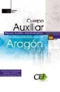 Permacultivo.es Cuerpo Auxiliar Escala Auxiliar Administrativa. Comunidad Autonom A De Aragon. Temariovol. Ii Image