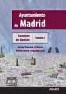 Permacultivo.es Tecnicos De Gestion Ayuntamiento De Madrid: Temario 5 Image
