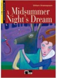 Descarga gratuita de bookworm para móvil A MIDSUMMER NIGHT S DREAM. BOOK + CD de W. SHAKESPEARE (Spanish Edition)