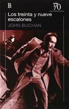 Buscar libros electrónicos descargar gratis pdf LOS TREINTA Y NUEVE ESCALONES de JOHN BUCHAN