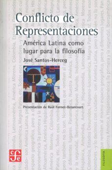 CONFLICTO DE REPRESENTACIONES - JOSE SANTOS-HERCEG | Adahalicante.org