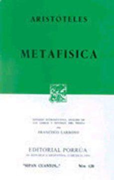 Relaismarechiaro.it Metafisica (15ª Ed.) Image