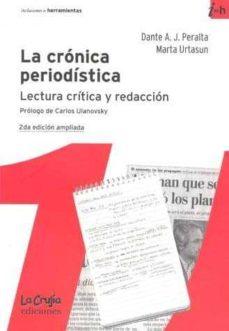 Chapultepecuno.mx La Cronica Periodistica: Lectura Critica Y Redaccion Image
