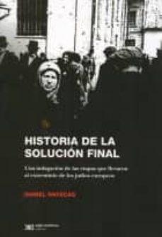Encuentroelemadrid.es Historia De La Solucion Final Image