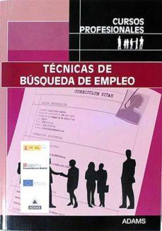 TÉCNICAS DE BÚSQUEDA DE EMPLEO - VV.AA.   Triangledh.org