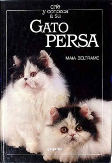 GATO PERSA - MAIA BELTRAME | Adahalicante.org