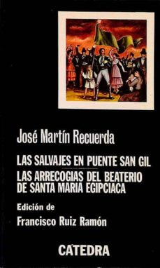LAS SALVAJES EN PUENTE SAN GIL - JOSÉ MARTÍN RECUERDA | Adahalicante.org