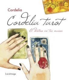 pack el tarot de cordelia + tarot 78 cartas-8432715113140